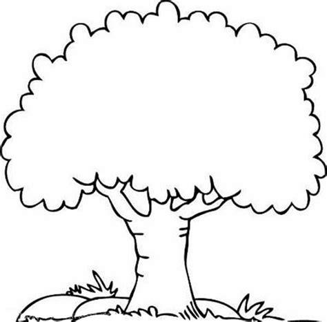 tree to color 225 rvore para colorir e pintar 8 aprender a desenhar