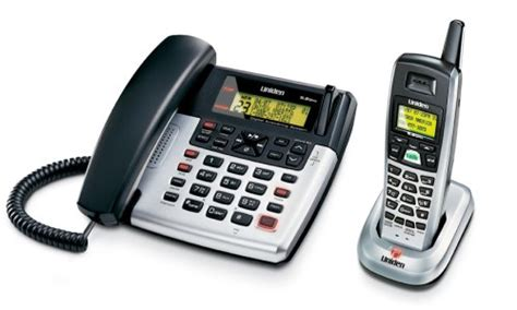 uniden cxai5698 5 8 ghz extended range corded cordless phone and answering system top office shop
