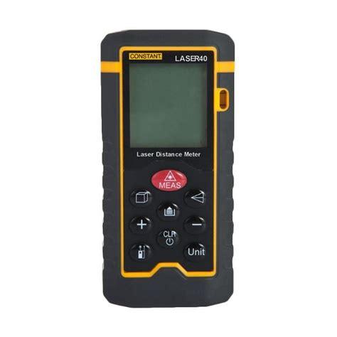 Jual Multimeter Constant jual laser pengukur jarak distance meter constant laser40