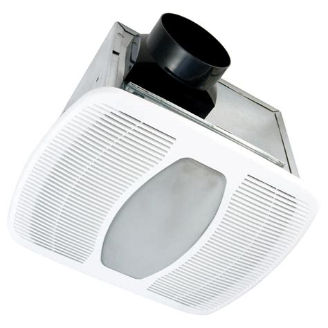 quiet bathroom exhaust fan with led light air king energy star quiet 100 cfm 2 0 sones bathroom