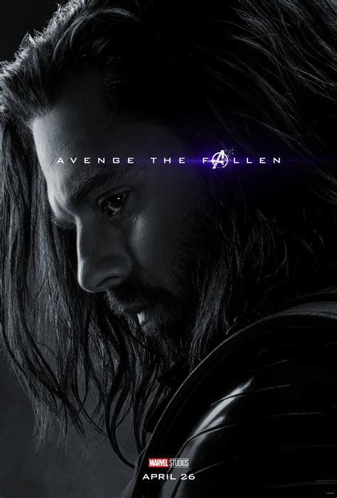 avengers endgame character posters confirm living