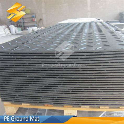 Rubber Construction Mats by 20 Years Experience Hdpe Road Mat Road Construction