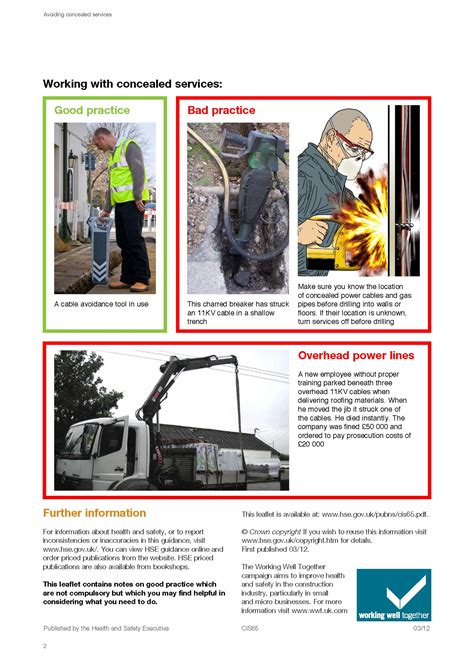 Construction Site Health Safety Manual Free Download