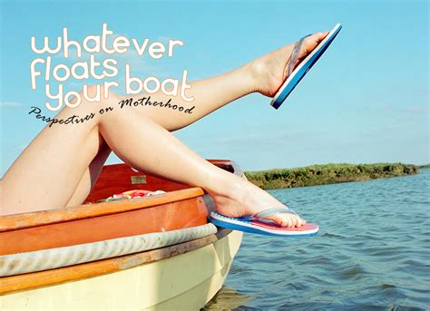 whatever floats your boat etymology pink gazelle productions authentic lives authentic works