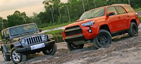 jeep vs toyota which one is better and why
