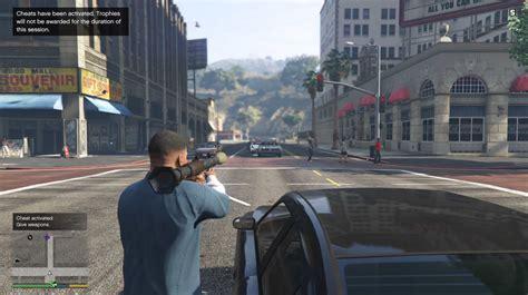 Grand Theft Auto 5 Pc by Gta 5 Cheats For Pc Gta Boom