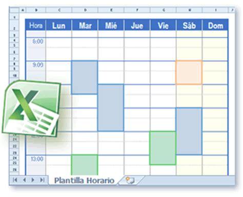 Calcular Calendario Gratis Plantillas Horario En Formato Excel