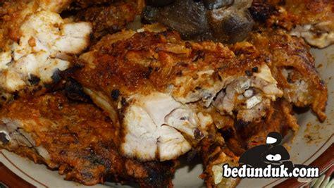 Ayam Panggang Gandu panggang