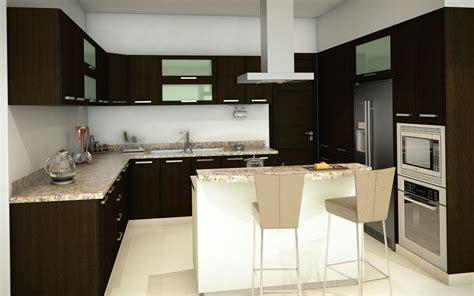decoracion de cocinas pequenas modernas