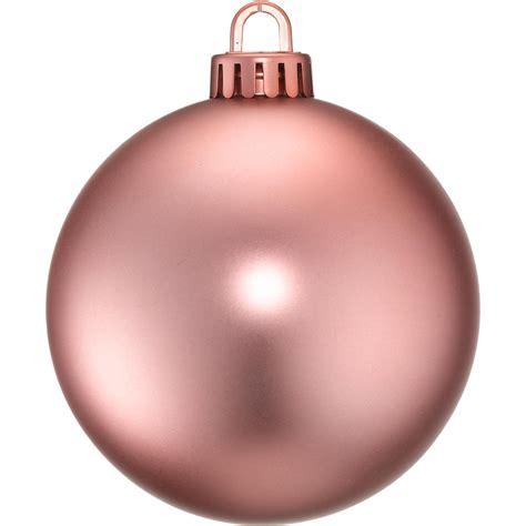 matt baubles blush pink dzd