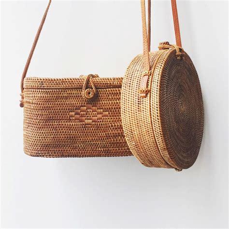 Bag Etnic Rattan Bg D bag bag and leather