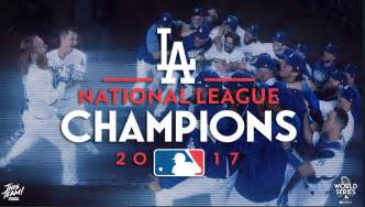breaking dodgers heading to world series calisports news