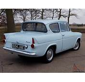 Ford Anglia Rally Car Unfinished Project For Sale 1968