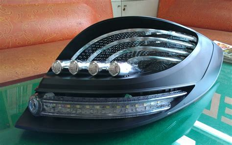 hyundai veloster tail lights chrome tail light cover trim page 2