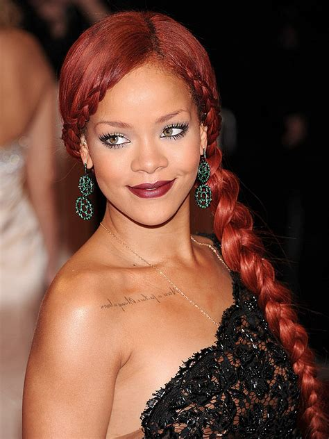 Rihanna Is My New Icon 2 by Blackbabes Rihanna Debuts Hairstyle Just In