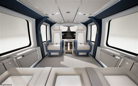 Virtual Home Design Tool by Airbus Helicopters Introduces The H160 Vip Version At Ebace