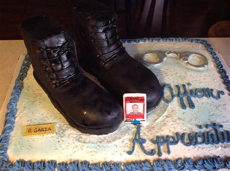 Correctional Officer Week by Correctional Officer Appreciation Week Cake