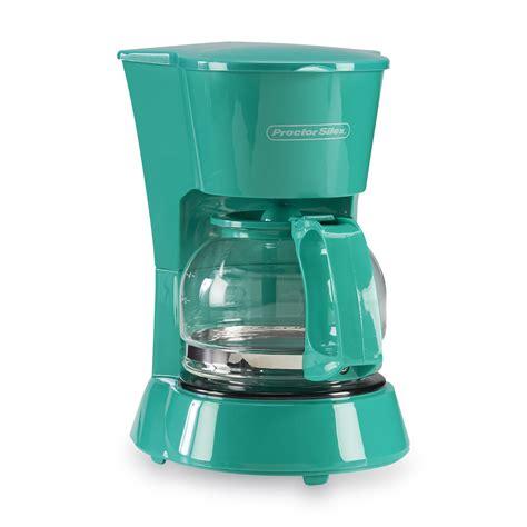 Proctor Silex 48140 4 Cup Coffee Maker