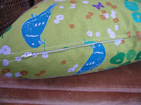 Zippered Pillow Covers - sewing 101 zippered throw pillows design sponge