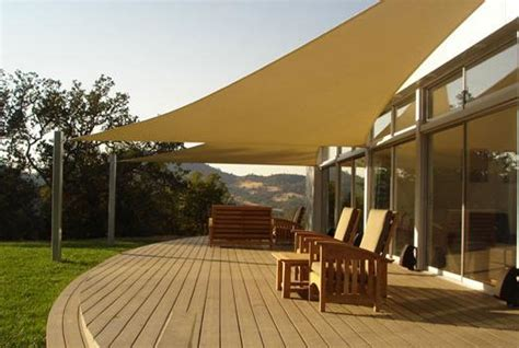 Sail Awnings For Decks by Come Sail Away On Shade Sails Sail Shade And