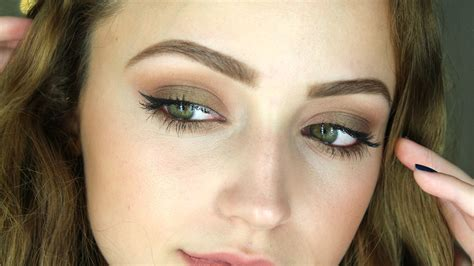 eyeshadow tutorial kathleenlights my eyebrow routine youtube
