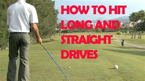 videojug perfect golf swing golf how to hit long and straight drives youtube