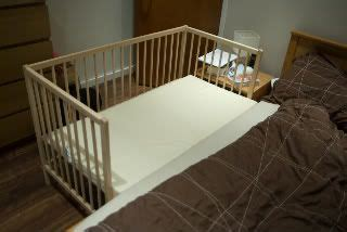 cribs that attach to side of bed diy bedside crib baby pinterest cribs medium and diy