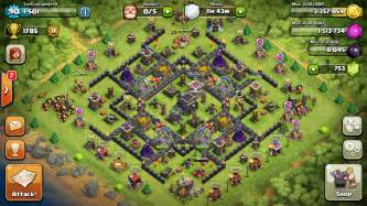 Town Hall 7 Christmas Base December 2014 Clash Of Clans Best Apps » Ideas Home Design