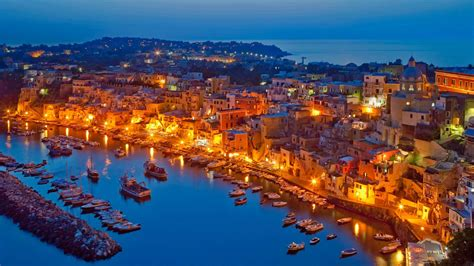 of naples italy procida island in the gulf of naples italy 169 frank