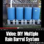 Catchment Detox Hacked by 30 000 Gallon Rainwater Harvesting System Grid