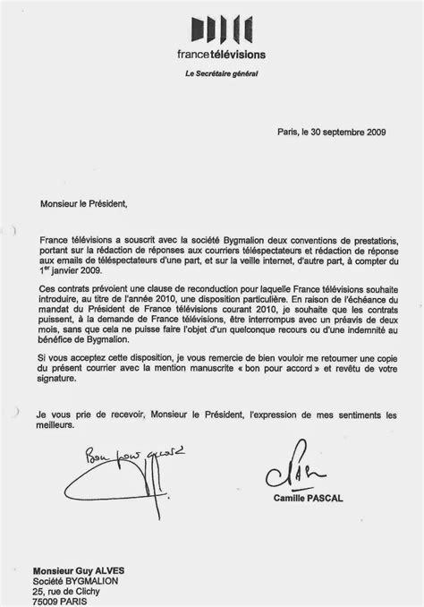 Exemple De Lettre Bon Pour Accord Le Cgc Des M 233 Dias Ajdari L Actuel Directeur De
