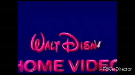 1986 walt disney home video logo aka youtube coming soon from walt disney home video uk blue background