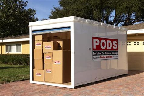 moving pod pods palm beach moving and storage west palm beach fl