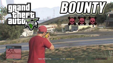 Gta 5 Online Money Making Missions - gta 5 online bounty killing missions deathmatch money