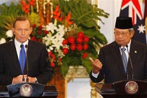 Troubled Transitpolitik Indonesia Bagi Para Pencari Suaka satu harapan sby dan abbott bahas pencari suaka