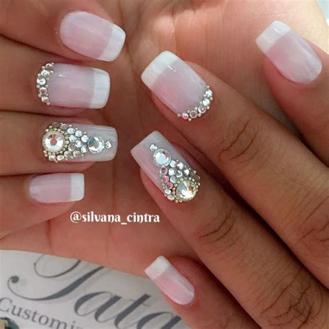 imagenes de uñas gelish decoradas m 225 s de 25 ideas fant 225 sticas sobre u 241 as de gel en pinterest