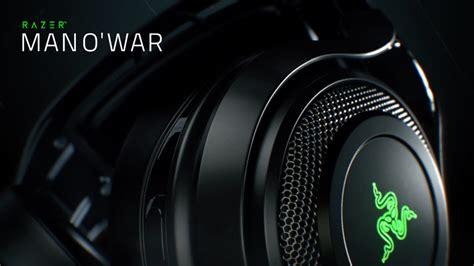 Razer Mano War Wireless 7 1 the razer mano war 7 1 wireless gaming headset