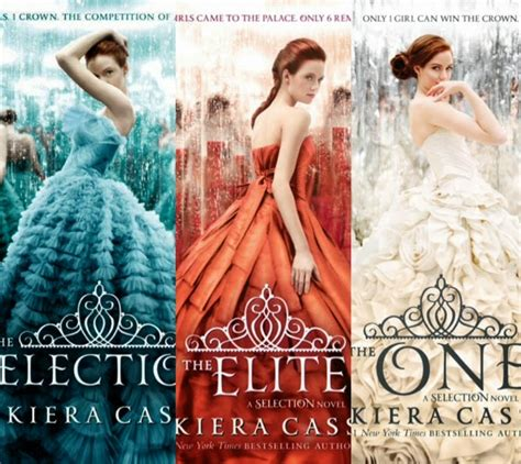 Novel Dewasa The Selection Series 3 The One the selection series books 1 3 bellas bright bookshelf
