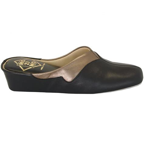 navy slippers relax mozimo slippers messina womens dressy slippers in