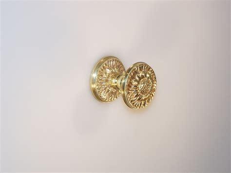 5401 sunflower door knob decorative hardware studio