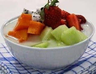 cara membuat es buah bengkoang resep minuman sop buah segar aneka resep masakan