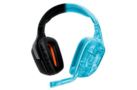 Logitech G930 Gaming Headset logitech g930 7 1 surround sound wireless gaming headset review the gamer with