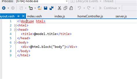 javascript node layout express sandy full stack web developer