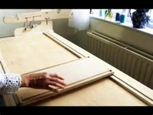Diy Machine Quilting Frame Plans by Richard S Home Built Machine Quilting Frame How To Save