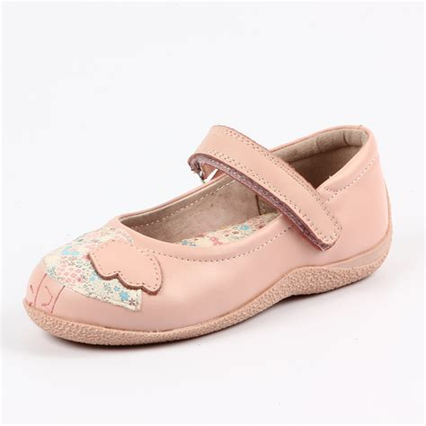 comfortable shoes for kids latest design comfortable pink leather shoes for kids