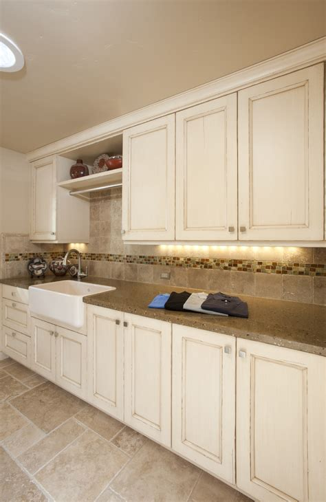 Laundry Sink Cabinet Laundry Room Traditional With Antique Cabinets In Laundry Room