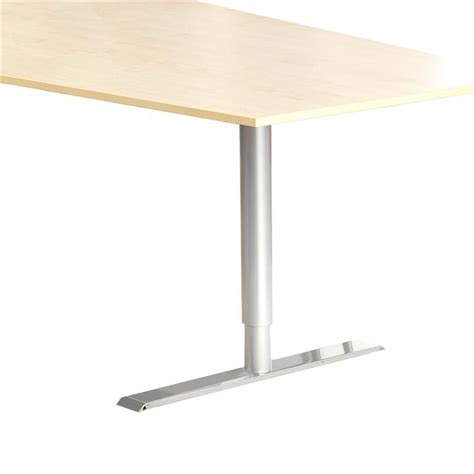 Adjustable Height Meeting Table Height Adjustable Conference Tables Aj Products