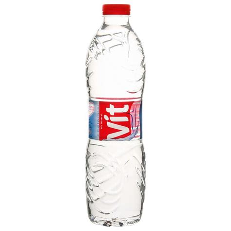 Vit Botol 1 Dus Jual Air Mineral Botol Vit 600ml Efacollection