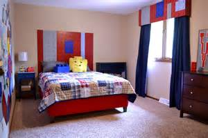 Lego Bedroom Heidi Schatze Lego Vaughn Red Bright And Blue