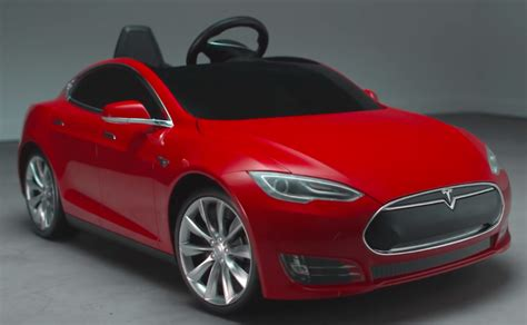 tesla model s for by radio flyer it s a real ev